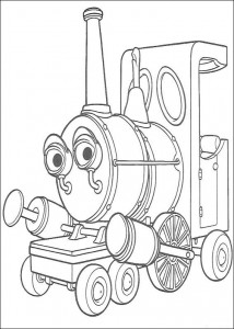 coloring page Magic Roundabout (7)