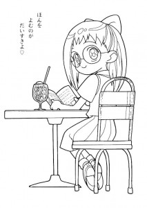 coloring page Magic Doremi (24)