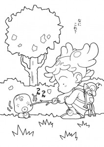 coloring page Magic Doremi (29)