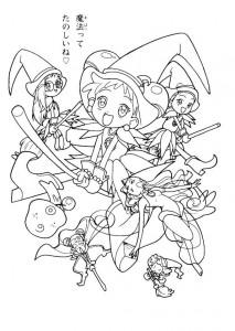 målarbok Magic Doremi (6)