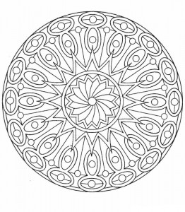 målarbok Mandala (23)