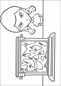 coloring page Meet the Robinsons (21)