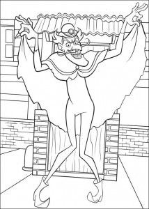 coloring page Meet the Robinsons (29)