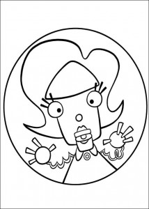 coloring page Meet the Robinsons (34)
