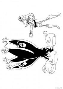 Disegno da colorare Mega Mindy (31)