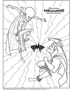 kleurplaat MegamindK (1)