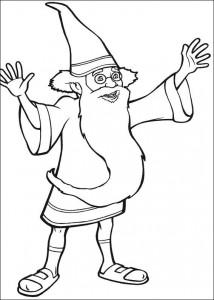 målarbok Merlin (1)