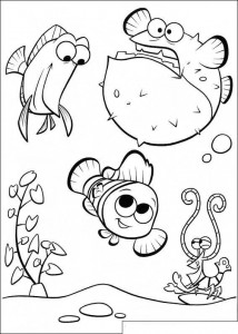 coloring page To school with Mr. Ray (1)
