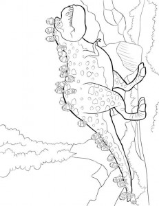coloring page minions 11