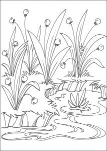 kleurplaat Miss Spider (4)