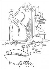 målarbok Monsters University (22)