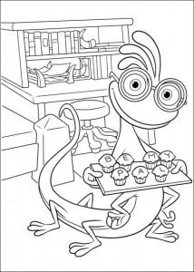 målarbok Monsters University (32)