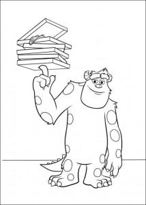 målarbok Monsters University (36)