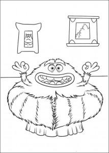 målarbok Monsters University (7)