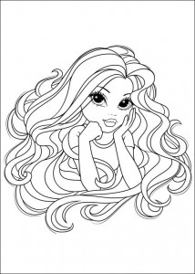 coloring page Moxie Girlz (4)