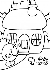 coloring page Mr Men and Litltle Miss (16)