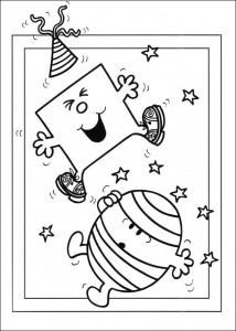 coloring page Mr Men and Litltle Miss (20)