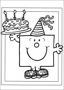 coloring page Mr Men and Litltle Miss (25)