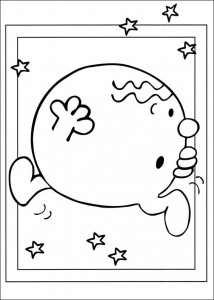 coloring page Mr Men and Litltle Miss (27)