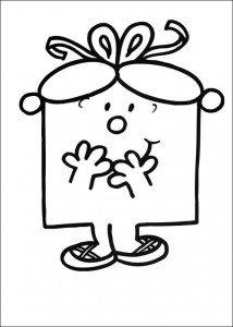 coloring page Mr Men and Litltle Miss (39)