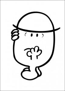 Disegno da colorare Mr Men e Litltle Miss (42)