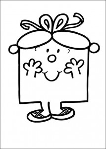 coloring page Mr Men and Litltle Miss (44)