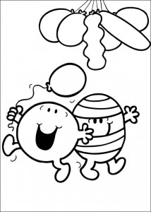 coloring page Mr Men and Litltle Miss (45)