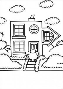coloring page Mr Men and Litltle Miss (50)