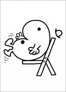 coloring page Mr Men and Litltle Miss (54)