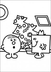 coloring page Mr Men and Litltle Miss (56)