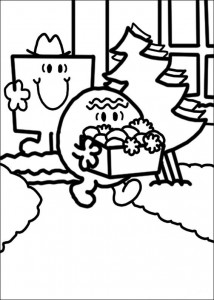 coloring page Mr Men and Litltle Miss (57)