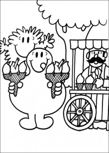 coloring page Mr Men and Litltle Miss (6)