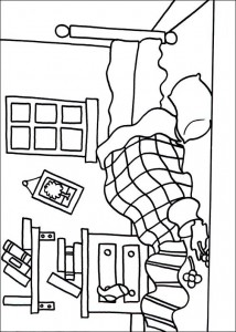 coloring page Mr Men and Litltle Miss (7)