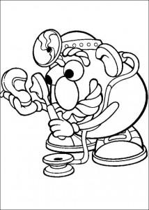 boyama sayfası Patates Kafa (32)