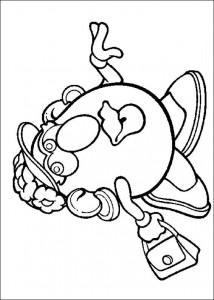 boyama sayfası Patates Kafa (3)