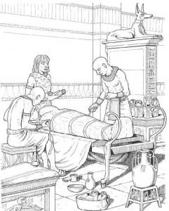 målarbok Mummicify