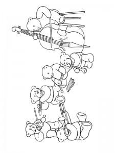 målarbok Skapa musik (2)