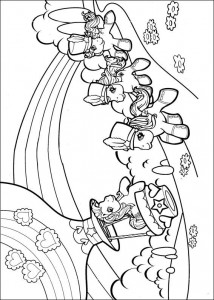 coloring page My Little Pony (13)