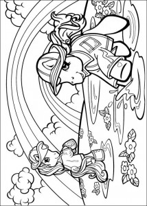 coloring page My Little Pony (18)