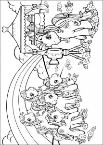 coloring page My Little Pony (22)