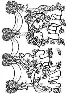 coloring page My Little Pony (25)