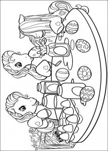coloring page My Little Pony (34)