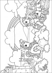 coloring page My Little Pony (37)