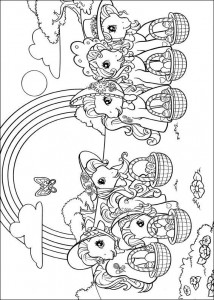 coloring page My Little Pony (40)
