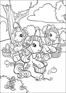 coloring page My Little Pony (42)