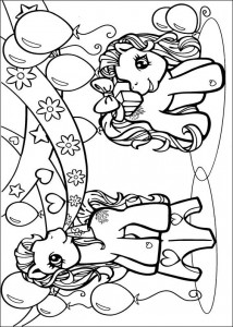 coloring page My Little Pony (47)