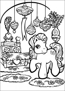 coloring page My Little Pony (53)