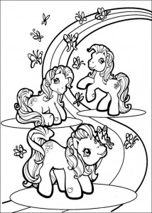 coloring page My Little Pony (55)