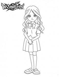coloring page Nelly Raimon