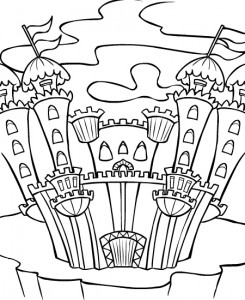 coloring page Neopets Brightvale (20)
